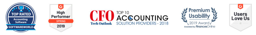 AccountingSeed ERP system awards