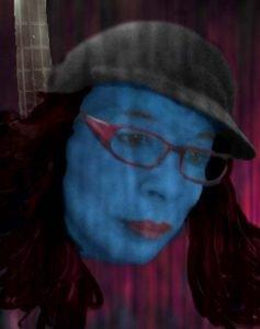 Ahlia Demas Blue