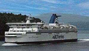 Spirit of British Columbia BC Ferries Tom Lyttleton